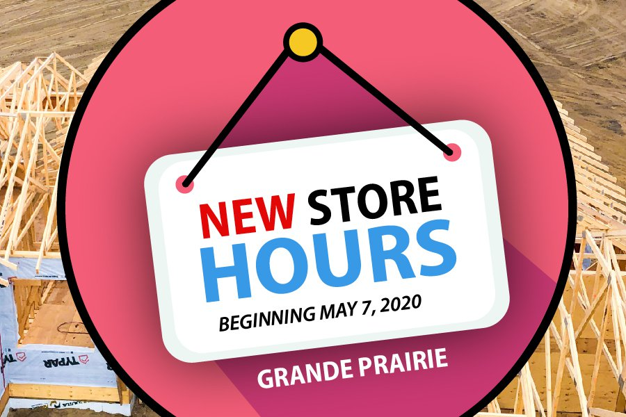 (COVID-19) Store Hours Update